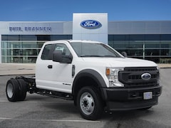 2020 Ford Chassis Cab F-550 XL Truck