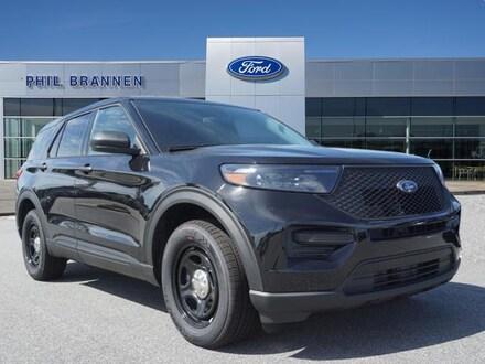 2020 Ford Police Interceptor Utility AWD