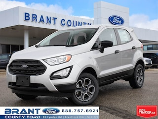 2018 Ford EcoSport S - DEMONSTRATOR VEHICLE!! SUV