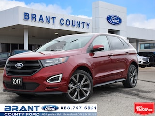 2017 ford edge sport manual
