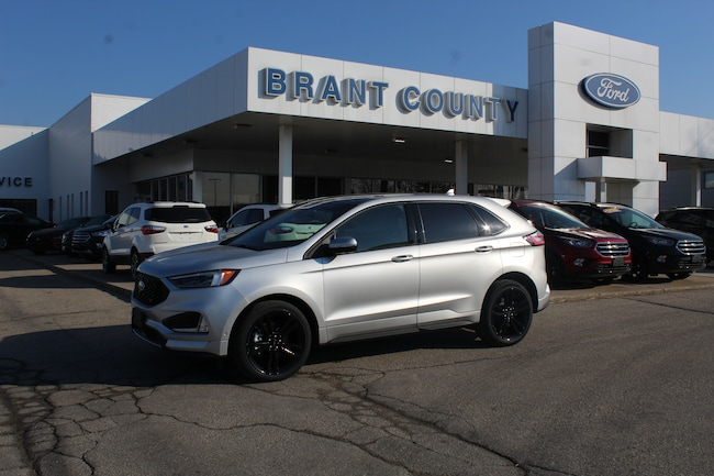 2019 Ford Edge ST - ROOF, NAV, LOADED! SUV