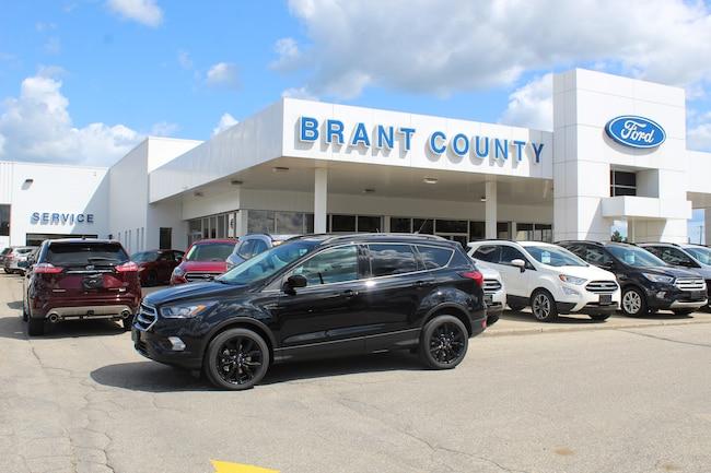 2019 Ford Escape SE - NAV, HEATED SEATS, REMOTE START! SUV