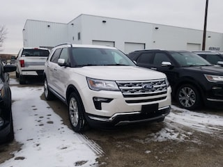 2019 Ford Explorer Limited - LEATHER, ROOF, NAV! SUV