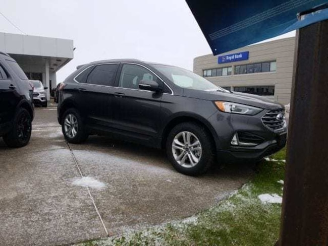 2019 Ford Edge SEL - AWD, NAV, REMOTE START! SUV