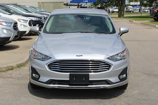 2019 Ford Fusion SE - HEATED SEATS, NAV! Sedan