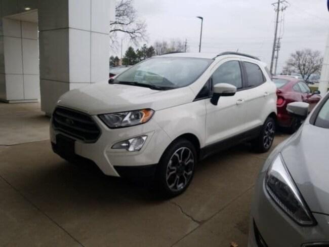 2018 Ford EcoSport SE - NAV, ROOF, BACK-UP CAM! SUV