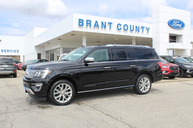 2019 Ford Expedition Platinum - DEMONSTRATOR VEHICLE! SUV