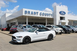 2019 Ford Mustang Ecoboost Premium - LEATHER, NAV, BACK UP CAMERA! Convertible