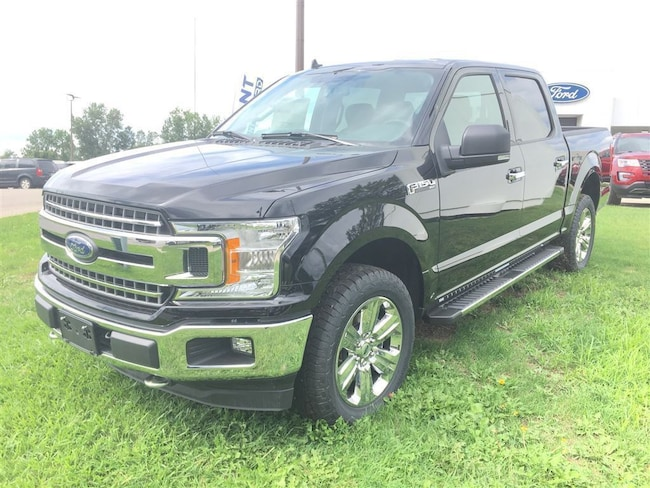 2018 Ford F-150 XLT - MANAGER'S SPECIAL! Super Crew