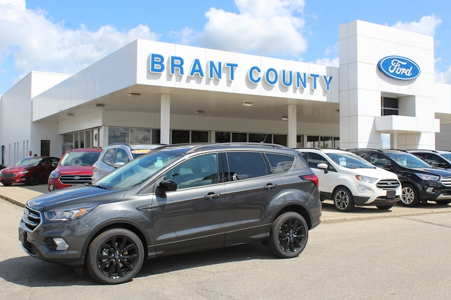 2019 Ford Escape SE - NAV, SPORT PKG, REMOTE START! SUV