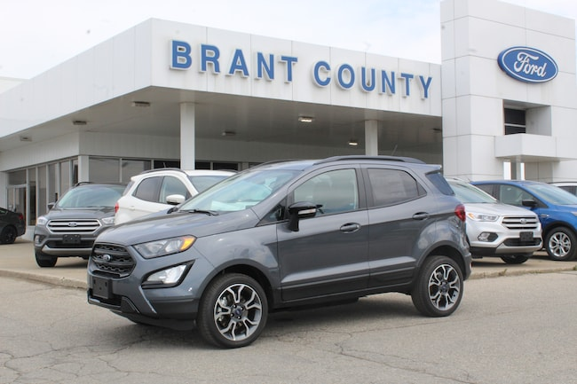 2019 Ford EcoSport SES - NAV, ROOF, REMOTE START! SUV