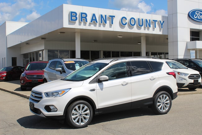 2019 Ford Escape SEL - ROOF, NAV, REMOTE START! SUV