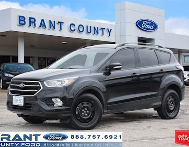 2018 Ford Escape Titanium - DEMONSTRATOR VEHICLE! SUV