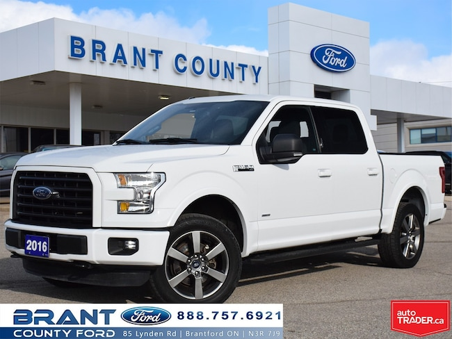 2016 Ford F-150 XLT - **MANAGER'S SPECIAL** Truck