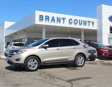 2018 Ford Edge SEL - DEMONSTRATOR VEHICLE! SUV
