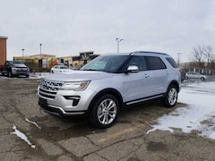 2019 Ford Explorer Limited - NAV, ROOF, LEATHER! SUV