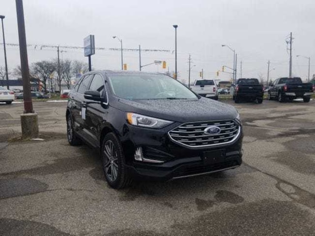 2019 Ford Edge Titanium - ROOF, NAV, TRAILER TOW! SUV