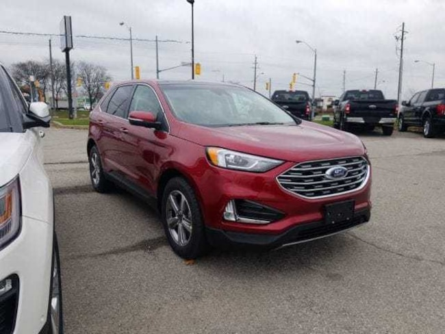 2019 Ford Edge SEL - ROOF, POWER LIFTGATE, BACK UP CAM! SUV