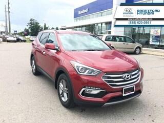 2018 Hyundai Santa Fe Sport AWD SUV