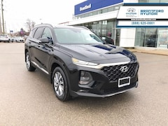 2019 Hyundai Santa Fe 2.0T Luxury w/Dark Chrome Accent AWD - $238.16 B/W SUV