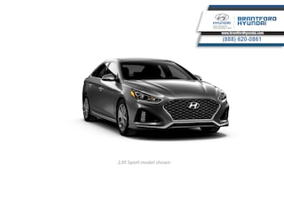 2018 Hyundai Sonata Limited - Navigation -  Sunroof - $188.67 B/W Sedan