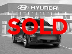 2019 Hyundai KONA EV 2.0L Preferred FWD w/Two-Tone Roof - $261 B/W SUV