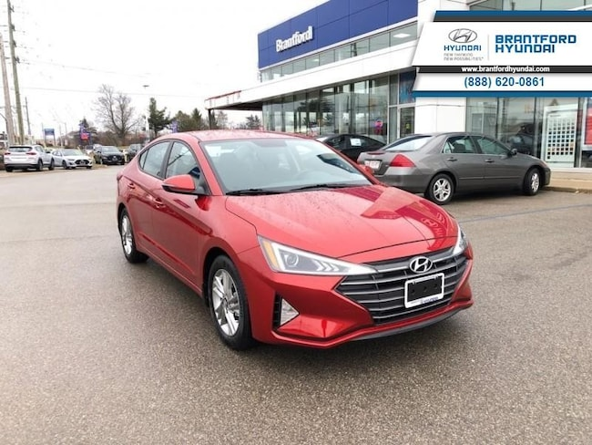 2019 Hyundai Elantra Preferred  AT - Heated Seats - $130.28 B/W Sedan