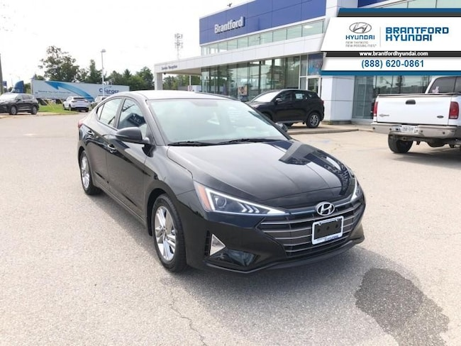 2019 Hyundai Elantra Preferred  AT - Heated Seats - $128.83 B/W Sedan