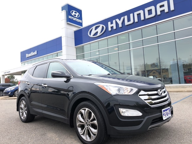 2015 Hyundai Santa Fe Sport Limited | Navigation | 2.0T | Leather | Panoramic SUV