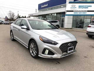2019 Hyundai Sonata Ultimate - Leather Seats - $223.47 B/W Sedan