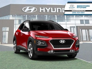 2019 Hyundai KONA 1.6T Ultimate AWD w/Red Colour Pack - $189 B/W SUV