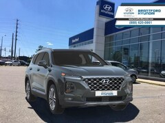 2019 Hyundai Santa Fe 2.0T Luxury AWD - Sunroof - $236.73 B/W SUV