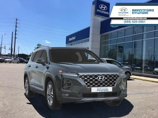 2019 Hyundai Santa Fe 2.0T Luxury AWD - Sunroof - $243.67 B/W SUV