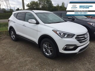 2018 Hyundai Santa Fe Sport Premium FWD - $192.66 B/W SUV