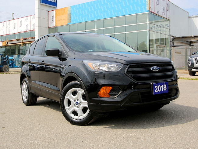 2018 Ford Escape S - Bluetooth - $136.78 B/W SUV