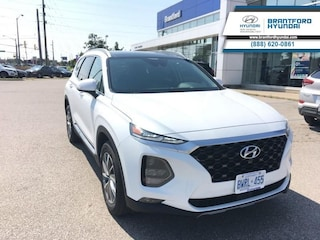 2019 Hyundai Santa Fe 2.0T Luxury AWD -  Apple Carplay - $244.52 B/W SUV
