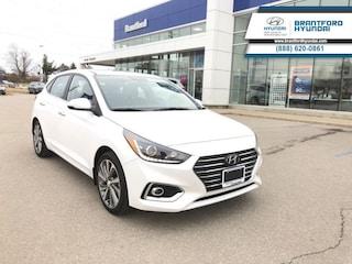 2019 Hyundai Accent Ultimate - Sunroof - $121.30 B/W Hatchback