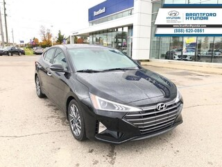 2019 Hyundai Elantra Luxury - $147.17 B/W Sedan