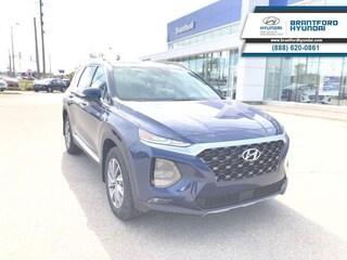 2019 Hyundai Santa Fe 2.0T Luxury AWD - Sunroof - $240.14 B/W SUV
