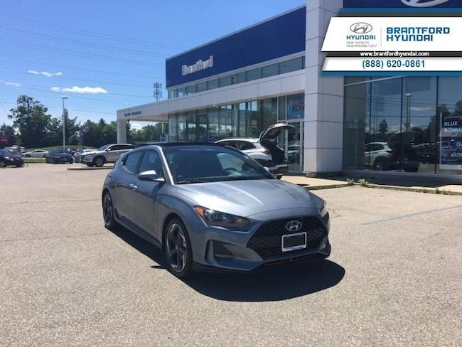 2019 Hyundai Veloster 2.0 GL Auto - Heated Seats - $131.35 B/W Hatchback