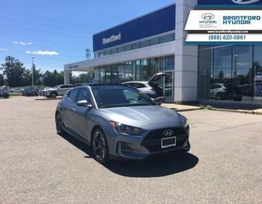 2019 Hyundai Veloster 2.0 GL Auto - Heated Seats - $132.04 B/W Hatchback