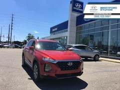 2019 Hyundai Santa Fe 2.0T Preferred w/Sunroof AWD - $220.71 B/W SUV