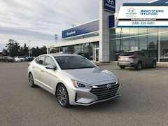 2019 Hyundai Elantra Sport MT - Sunroof -  Leather Seats - $138.54 B/W Sedan
