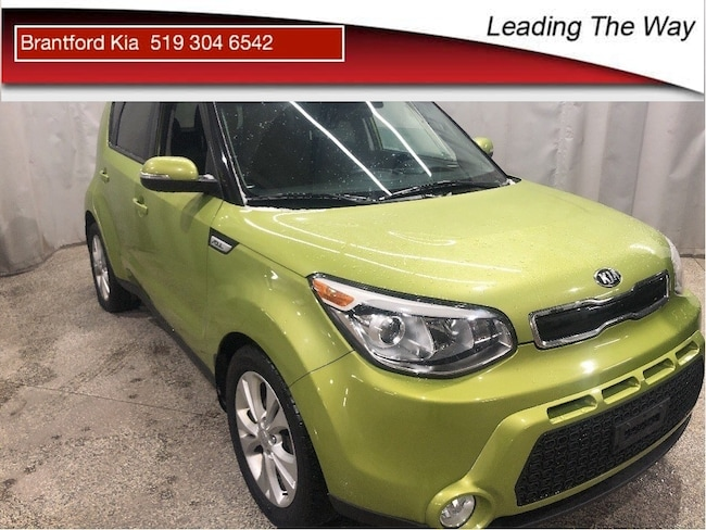 2015 Kia Soul EX+   Backup Camera   Safety Certified Hatchback Gas A6 Front-wheel Drive Alien(AE3)