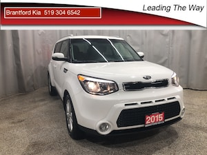 2015 Kia Soul EX+ | from 0.9% finance