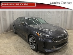 2019 Kia Stinger GT-Line Sedan A8 2.0L Thunder Grey