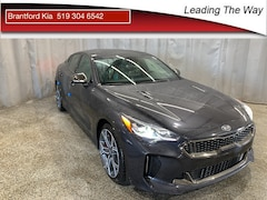 2019 Kia Stinger GT Limited Sedan A8 3.3L Thunder Grey