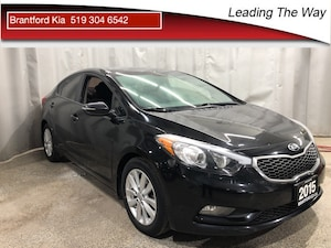 2015 Kia Forte 1.8L LX+ | heated seats | from 0.9%