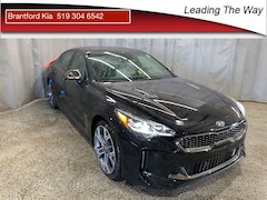 2019 Kia Stinger GT Limited Sedan A8 3.3L Aurora Black