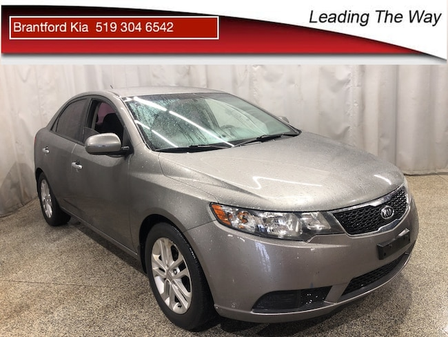 2012 Kia Forte 2.0L EX (A6) Sedan Gas AUTO Front-wheel Drive Grey